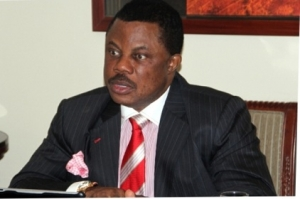 Willie Obiano, Anambra