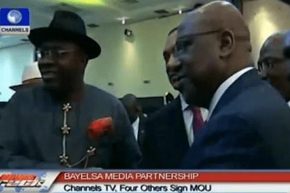 Channels TV, 3 Others Sign Bayelsa Media MOU