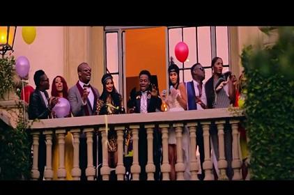 "Mavin All Stars Premiere ""Dorobucci"" Video"