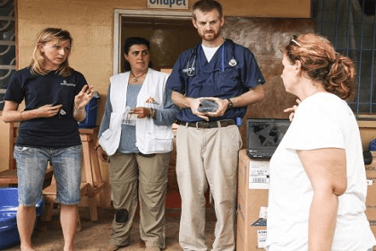 American Doctor, Missionary With Ebola Show Improvement