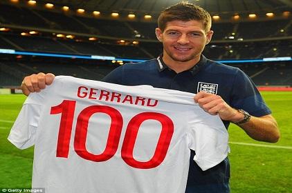 Gerrard Retires From International Football