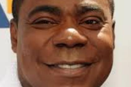 Tracy Morgan Pictured In A Wheelchair