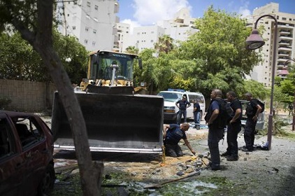 Palestinian Rocket Fire Persists, Israel Warns Truce At Risk