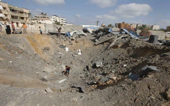 Israel Boosts Forces Near Gaza As Border Heats Up