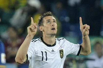 2014 FIFA World Cup: Klose Becomes All Time Record Goal Scorer