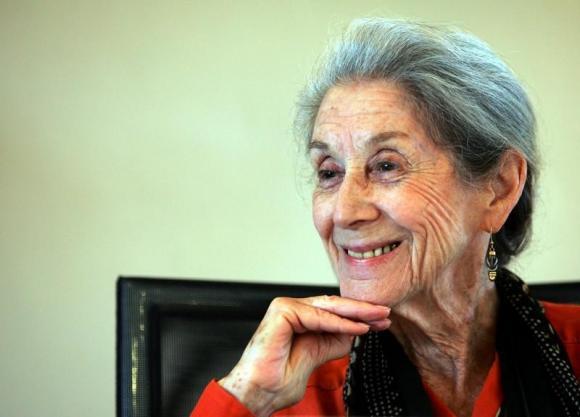 South African Anti-Apartheid Author, Nobel Winner Gordimer Dies At 90