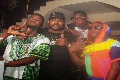 Wizkid Celebrates 24th Birthday In Grand Style