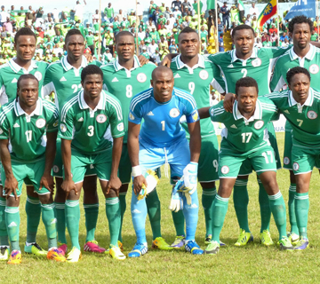 Nigeria Invites 23 Players For AFCON Qualifiers