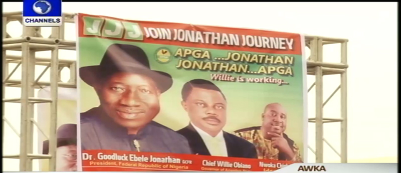 APGA Endorses Jonathan For Second Term, As TAN Rallies South-South