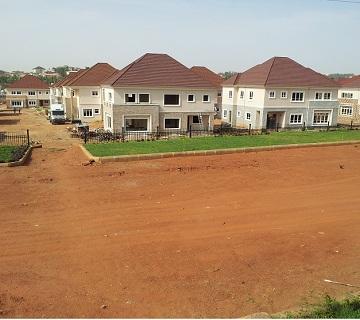 ASO Grove Estate, Abuja