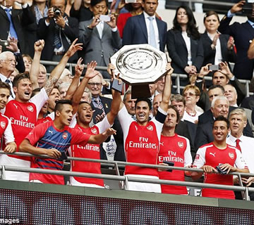 22a584b5f85 Arsenal Set for Barclays Asia Trophy · Arsenal