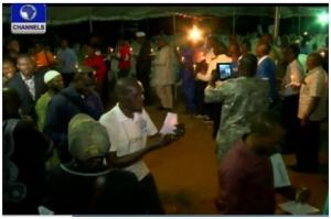 Bamidele Francis Aturu Candle Night
