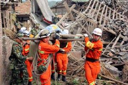 Over 367 Dead In Southwest China Quake