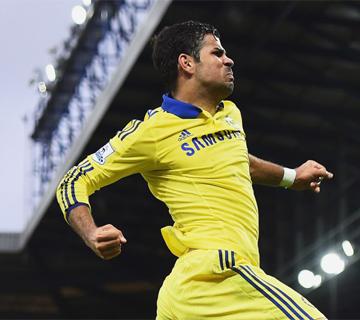 Hazard Warns Costa Ahead Of Arsenal Clash