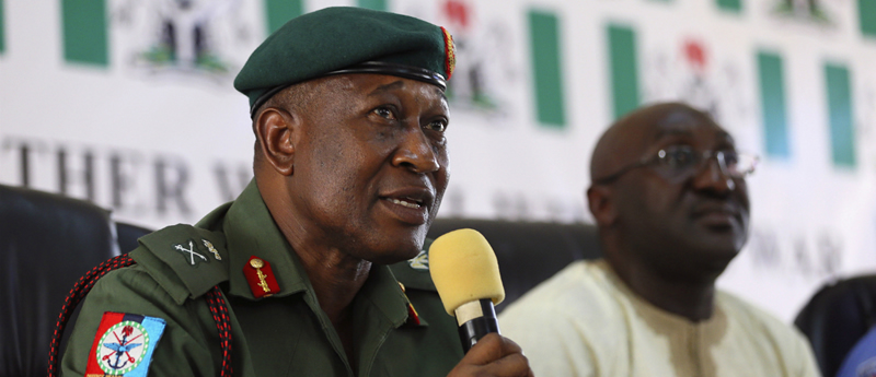 Nigerian Military Confirms Killing Of Man Who Poses As Abubakar Shekau