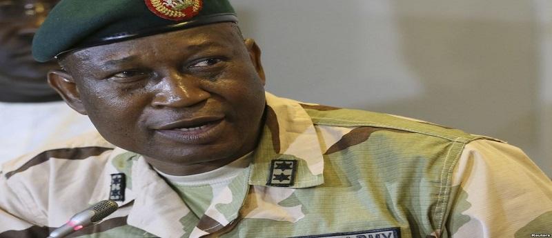 Olukolade Explains Delay In Ending Insurgency War