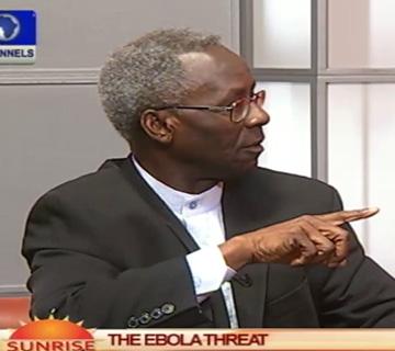 Ebola: Prof. Tomori Says Nigeria Must Improve Management, Border Screening