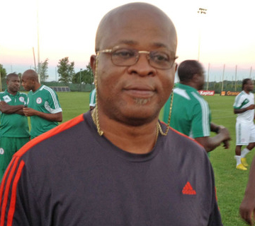 Keshi's Contract Will Be Resolved Soon – Emeka Inyama