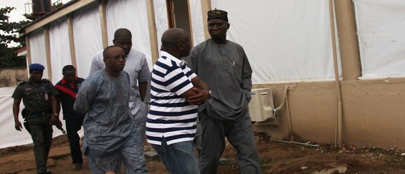 Ebola: Lagos State Prepares Patients' Isolation Ward