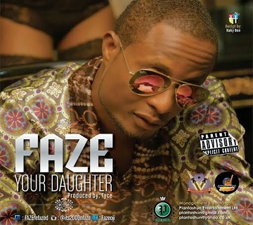 Faze Releases New Single 'Your Daughter'