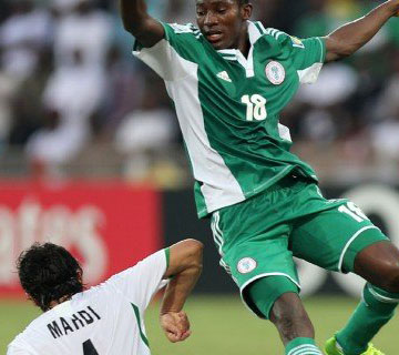 2015 AYC Qualifier: Flying Eagles Name 25-man Squad For Lesotho Clash