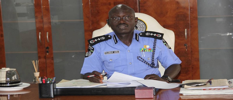 IGP Seeks Foreign Support For Nigeria Police