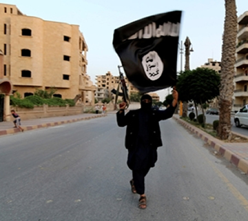 Islamic State Accused Of War Crimes In Syria