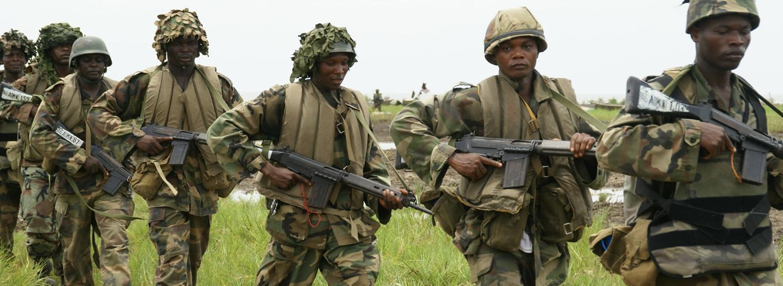 Military Updating Tactics Against Boko Haram