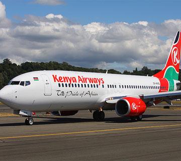 Kenya Airways Refuses To Suspend Flights Over Ebola