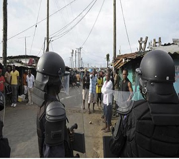 Liberia Police Fire Live Bullets At Protesters