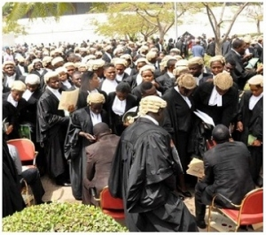Nigerian Lawyers Conference.