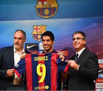 I Will Not Bite Again – Luis Suarez