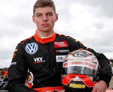 Max Verstappen Set To Make Formula One History