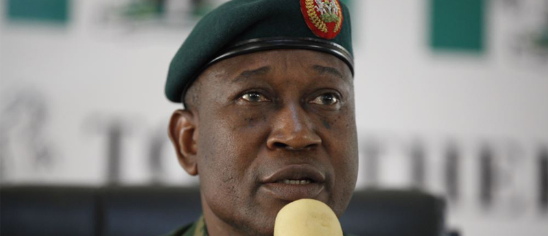 General Chris Olukolade