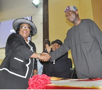 Justice Atilade Sworn-In As New Chief Judge Of Lagos