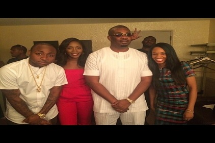 Nigeria Our Heritage: Davido, Rita Dominic, Don Jazzy, Flavour, Pres. Jonathan Storm DC
