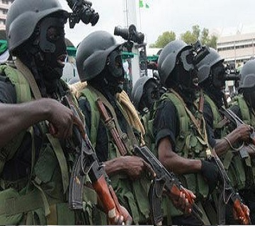 Nigerian Troops, Local Hunters Recapture Mubi Town