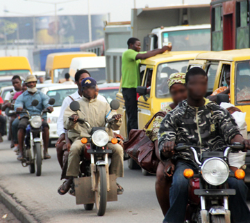 Lagos Debunks Insinuations To Review Traffic Law On Okada Operation