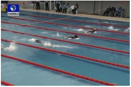 olympic size swimming pool in warri - Olympic Size Swimming Pool