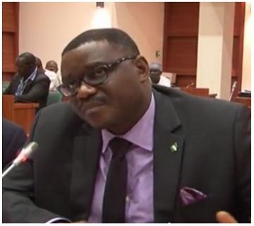 Onyebuchi Chukwu on Ebola