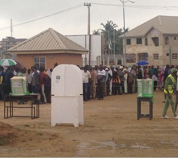 Osun Election: Voting Ends As Ballot Counting Begins