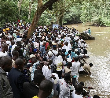 Ebola Virus: Govt To Stop Influx Of Tourists Ahead Of Osun Osogbo Festival