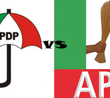 Maku Leads Protest Against Threats On Nasarawa PDP Lawmakers' Lives