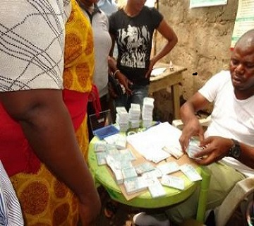 Protests Greet Distribution Of PVC In Ogun