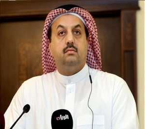 Qatari Foreign Minister Khaled al-Attiyah