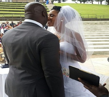 Nollywood Actor/Director Robert Peters Weds
