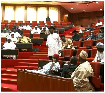 Senate Begins Investigation Into Invasion Of National Assembly