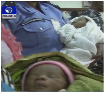 Suspected Baby-thieves Arrested In Anambra