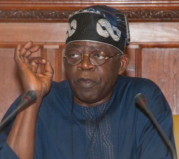 Tinubu Accuses INEC Of Colluding With Presidency To Rig Lagos