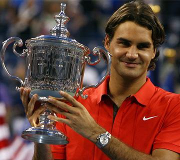 Roger Federer Sets Eyes On US Open Victory